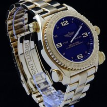 Breitling Emergency Gold