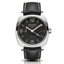 Panerai RADIOMIR 1940 3 DAYS GMT AUTOMATIC ACCIAIO – 45 MM