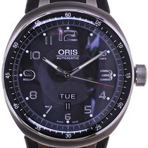 豪利时 (Oris) Mans Automatic Wristwatch TT3 Day Date