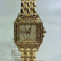 Cartier Panthere 18 kt Gold /Cartier Diamonds/Cartier Service