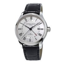 Frederique Constant Men's FC-350MC5B6 Classic Index GMT...