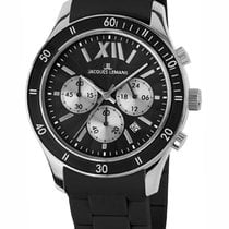 Jacques Lemans 1-1587A Rome Damen 37mm 10ATM