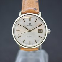 Omega Seamaster Geneve White Dial cal 1030 from  1974
