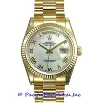 Rolex President Men's 118238 Pre-Owned