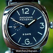 Panerai PAM 190 I Radiomir 8 day JLC movement LTD 45 mm