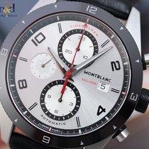 Montblanc TimeWalker Chronograph Automatic Ceramic 43mm Arabic...