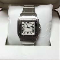 Cartier Santos Galbee XL Ref. W20098D6 - Men's watch