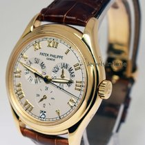 Patek Philippe 5035 Annual Calendar 18K Gold Mens Watch...