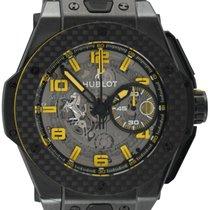 Hublot : Big Bang Ferrari Ceramic Carbon :  401.CQ.0129.VR : ...