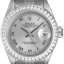 Rolex Ladies Rolex Datejust Watch Steel & Gold with...