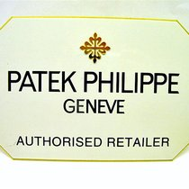 "Patek Philippe Konzessionär Dekorationsständer ""AUTHORISED..."