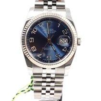 Ρολεξ (Rolex) Datejust Perpetual Blue Arabic Dial Jubilee...