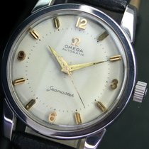 Omega Seamaster Automatic Steel Mens Wrist Watch Ref. 2846-4 SC
