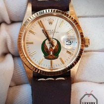 Rolex DateJust 36 UAE Edition Dial in Rose Gold 1550