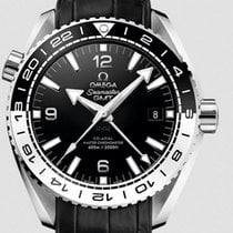 Omega Planet Ocean 600 M Omega Co-Axial Master Chronometer GMT