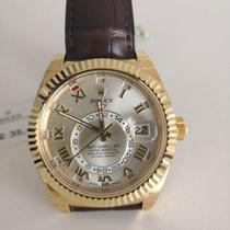 Rolex Sky-Dweller Yellow Gold 326138
