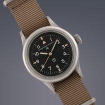 IWC Military Mark XI 6B stainless steel manual watch RAF