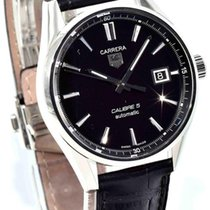 TAG Heuer Carrera WAR211A.FC6180 - Automatic Calibre 5 Black...