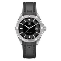 TAG Heuer Aquaracer 40.5mm Date Quartz Mens Watch Ref WAY1110....