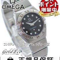 Omega 【超美品】OMEGA【オメガ】 コンステレーションブラッシュ レディース腕時計【中古】 クォーツ...