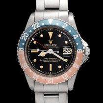 Rolex Gmt Master 1675 Gilt Chapter Ring & Exclamation Full...