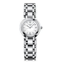 Longines PrimaLuna Stainless Steel Quartz Ladies Watch L81104166