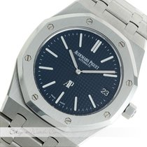 Audemars Piguet Royal Oak Ultra Thin Blue Dial 39 mm Stahl...