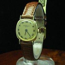 Chopard Geneve 18kt 750 Gold Handaufzug Damenuhr / Ref 5009 /...