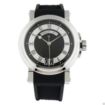 Breguet 5817st Marine Automatic Big Date Stainless Steel...