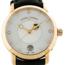 Ulysse Nardin Classico Luna 18K Solid Rose Gold Automatic...