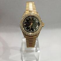 롤렉스 (Rolex) Datejust 18k yellow gold
