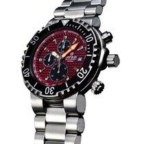 Deep Blue Pro Sea Chrono Watch 1k Miyota Quartz 1000mwr Ss...