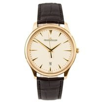 Jaeger-LeCoultre Master Grande Ultra Thin Date - Pink Gold 40mm