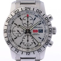 Chopard Mille Miglia GMT Stahl Automatik Chronograph Armband...