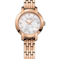 Hugo Boss 1502379 Ladies Success Damenuhr roségold 26mm 3ATM
