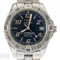 Breitling Uhr Colt Ocean Automatic Edelstahl A17350 Revision