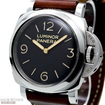 파네라이 (Panerai) Luminor 1950 3-Days PAM372 Stainless Steel Box...
