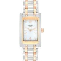 Longines DolceVita Steel/Gold Quartz Ladies Watch – L5.158.5.18.7