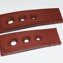 Breitling Kautschukband,braun 24/20 mm