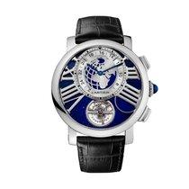 Cartier ROTONDE TERRE/LUNE TOURBILLON GMT