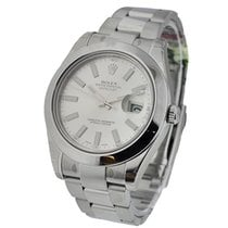 Rolex Unworn 116300 Datejust II 41mm Automatic in Steel with...