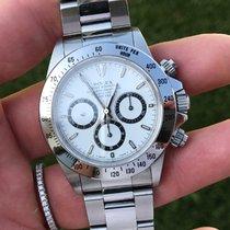 롤렉스 (Rolex) Daytona Zenith bianco mai lucidato never polished