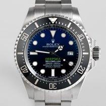 Rolex Deepsea D-Blue 5 Year Rolex Warranty