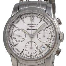 浪琴 (Longines) Saint-Imier Automatic Chronograph Steel Mens...