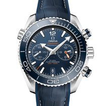 Omega Men's 21533465103001 Seamaster Planet Ocean 600M Watch
