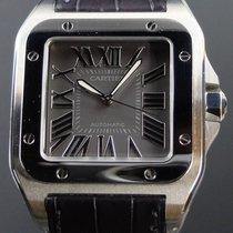Cartier Santos 100 XL Grey Dial Special Edition