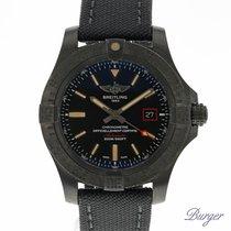 Breitling Avenger Blackbird 44 MM Titanium