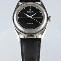 Universal Genève Early Polerouter Bumper cal. 138SS - serviced...