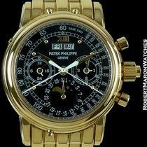 Patek Philippe 5004/1j 18k Split Second Chronograph Perpetual...