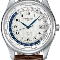 Longines Master Automatic GMT L2.802.4.70.3